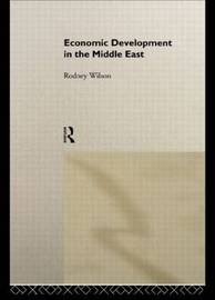 Economic Development in the Middle East by Rodney Wilson image