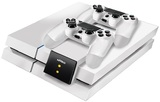Nyko PS4 Modular Charge Station (White) for PS4