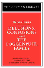 Delusions, Confusions and the Poggenpuhl Family by Theodor Fontane image
