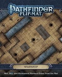 Pathfinder Flip-Mat - Warship