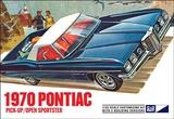 MPC: 1/25 1970 Pontiac Bonneville Convertible/Pickup - Model Kit