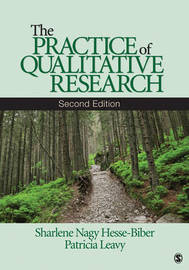 The Practice of Qualitative Research by Sharlene J. Nagy Hesse-Biber image