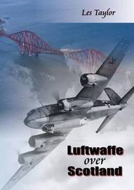 Luftwaffe over Scotland by Les Taylor image