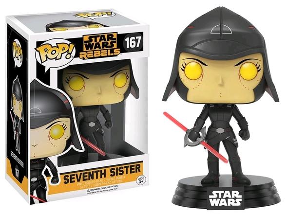 Star Wars: Rebels - Seventh Sister Pop! Vinyl Figure