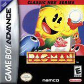 Classic NES Series: Pac-Man for Game Boy Advance