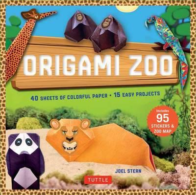 Origami Zoo Kit by Joel Stern