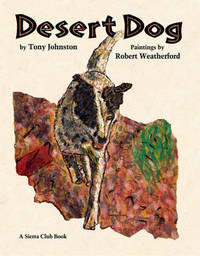 Desert Dog by Tony Johnston image