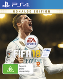 FIFA 18 Ronaldo Edition for PS4