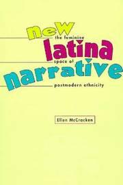 New Latina Narrative by Ellen McCracken