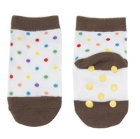 Brown Bear: Children's Socks - 0-12 Months (4 Pack) image