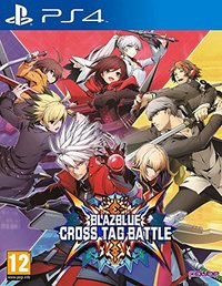 Blazblue Cross Tag Battle for PS4