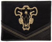 Black Clover: Black Bulls - Bifold Wallet
