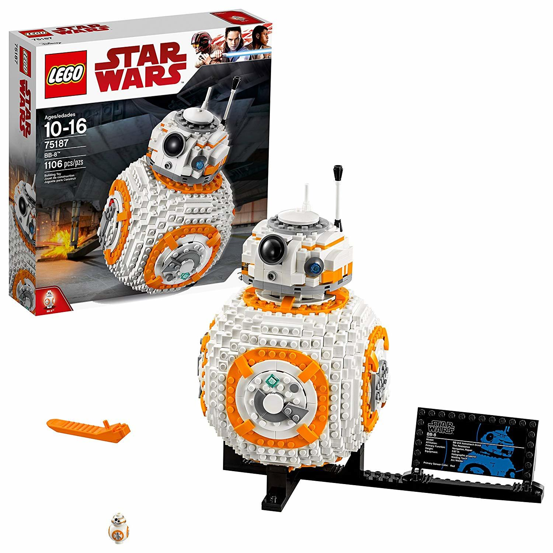LEGO Star Wars: BB-8 (75187) image