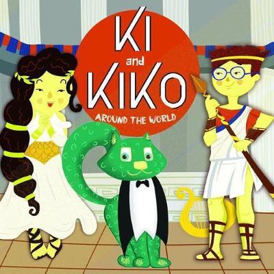 KI and Kiko Around the World by Holz Books