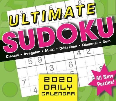 Ultimate Sudoko 2020 Boxed Calendar by Sellers Publishing