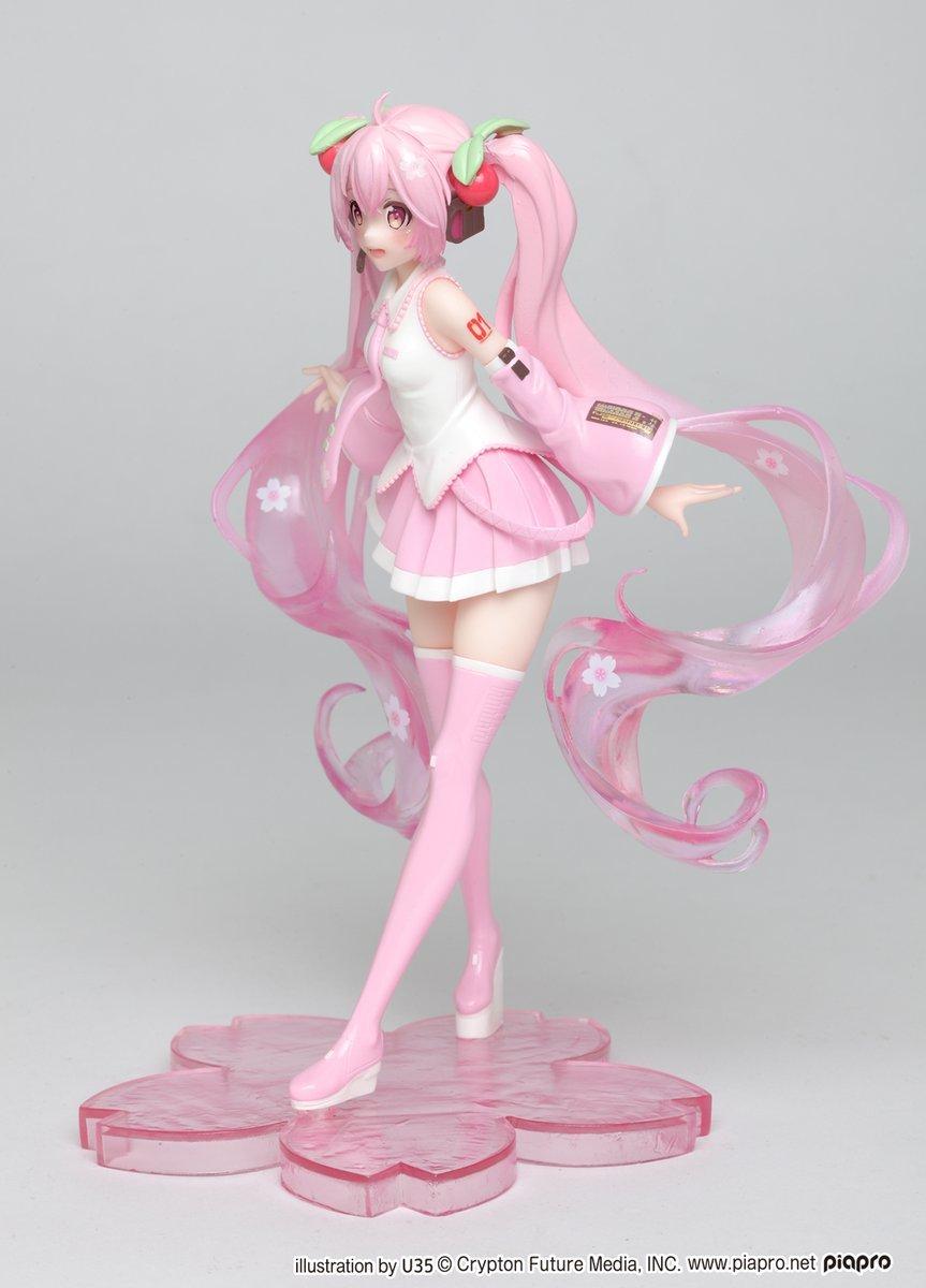 Sakura Miku - PVC Figure image