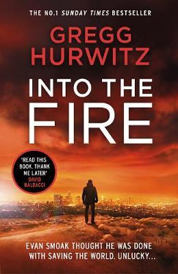 Into the Fire by Gregg Hurwitz image