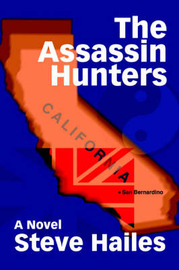 The Assassin Hunters by Steve Hailes image