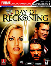 WWE Day Of Reckoning - Prima Official Guide for GameCube