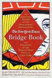 NY Times Bridge Book HB by Alan Truscott image