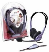 Genius HS-04S Medium Size Headset with Microphone