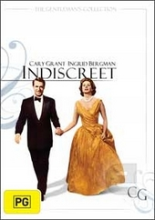 Indiscreet on DVD