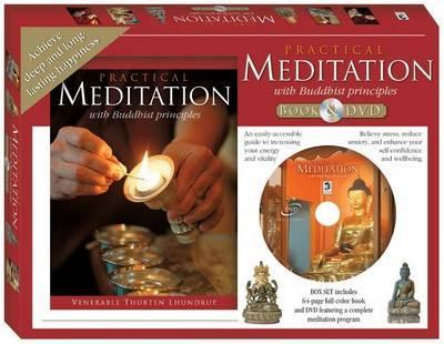 Practical Meditation (Book + DVD) image