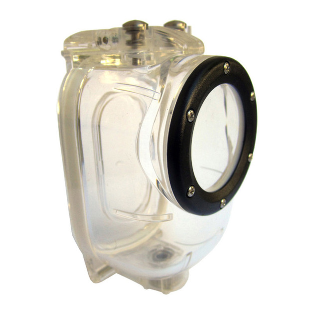 Liquid Image 750 Ego Waterproof Camera Clear Case At Mighty Ape