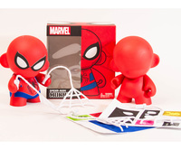 "Marvel Mini Munny 4"" Spider-Man Vinyl Figure"