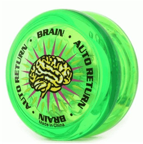 Yomega Brain Yo-Yo image