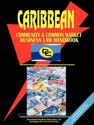 Caribbean Community and Common Market Business Law Handbook