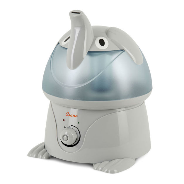 Crane Ultrasonic Humidifier - Elephant