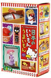 Sanrio Japanese Culture - Mini-Figure (Blind Box)