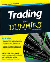 Trading for Dummies, 3rd Edition by Michael Griffis