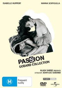 Passion on DVD image