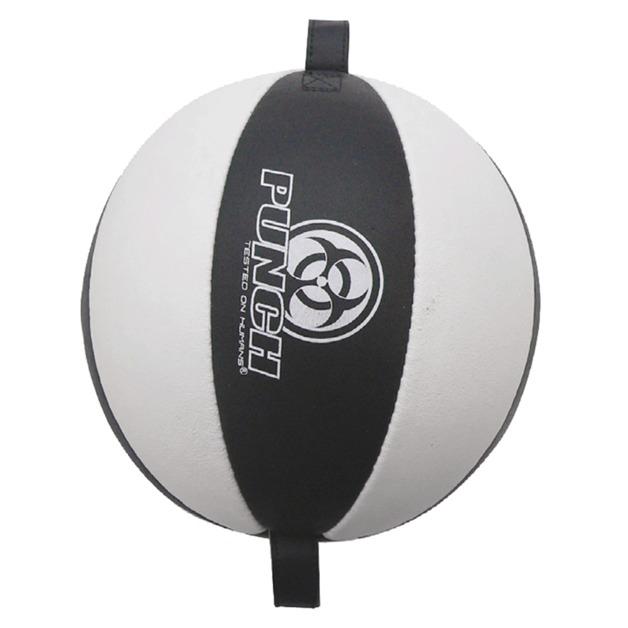 Punch: Urban Floor to Ceiling Punchball - (Black/White)