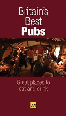 Britain's Best Pubs by AA Publishing image