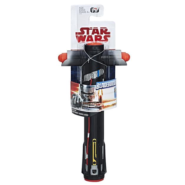 Star Wars: Extendable Lightsaber - Kylo Ren