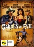 Garden of Evil on DVD