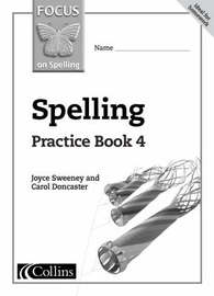 Spelling Practice: Bk. 4 by Joyce Sweeney image
