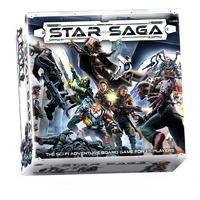 Star Saga: The Eiras Contract (Core Set)