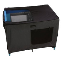 SnoozeShade Travel Cot Blackout Cover