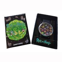 Rick and Morty: Hologram Faces - Character Watch