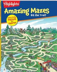 Highlights Amazing Mazes: Hit the Trail image