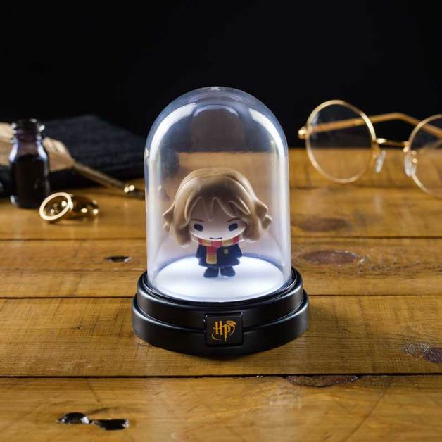 Hermione Mini Bell Jar Light