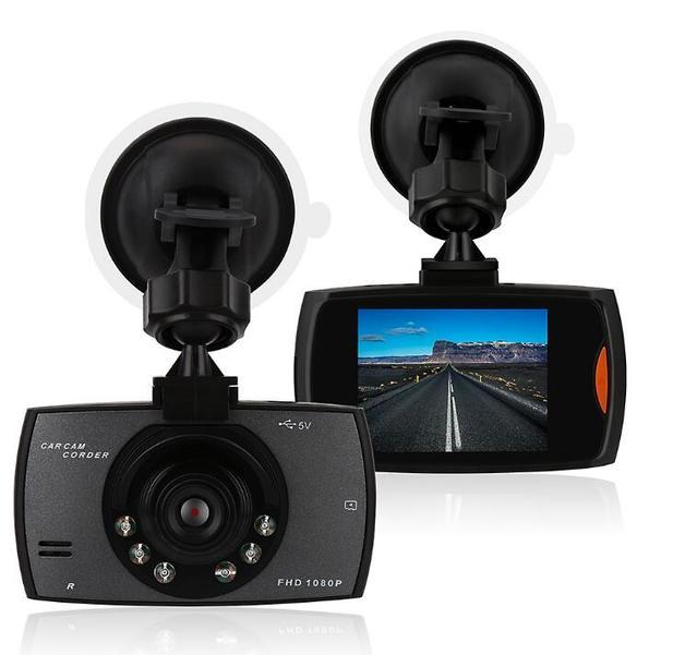 Full HD 1080p Car Dash Camera with Reverse Camera