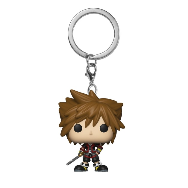 Kingdom Hearts 3 - Shadow Heartless Pocket Pop! Keychain