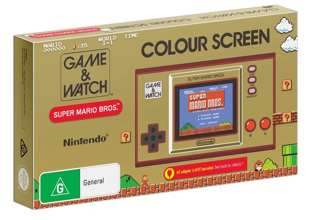 Super Mario Bros: Game & Watch for Switch