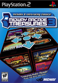 Midway Arcade Treasures 3 for PS2 image