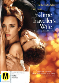 The Time Traveller's Wife on DVD